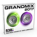 WIN! 538 Grandmix 2017 (mixed by Ben Liebrand)
