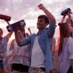 Sony komt met nieuwe line-up EXTRA BASS Party Speakers