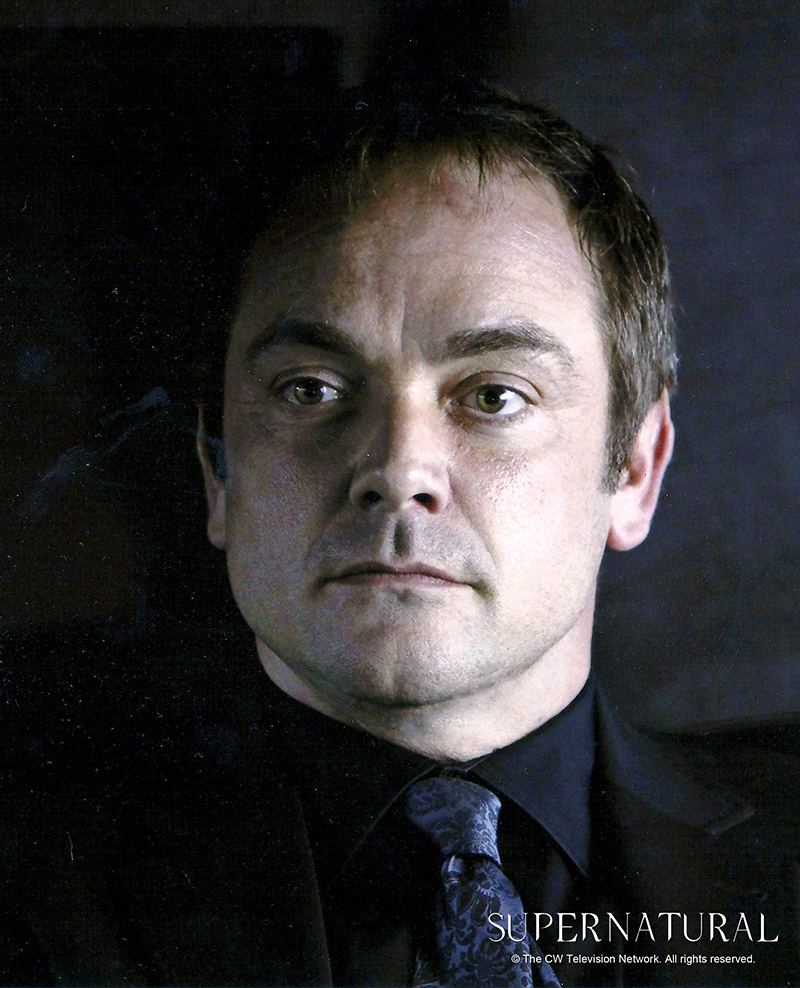 Ook Mark Sheppard op Dutch Comic Con
