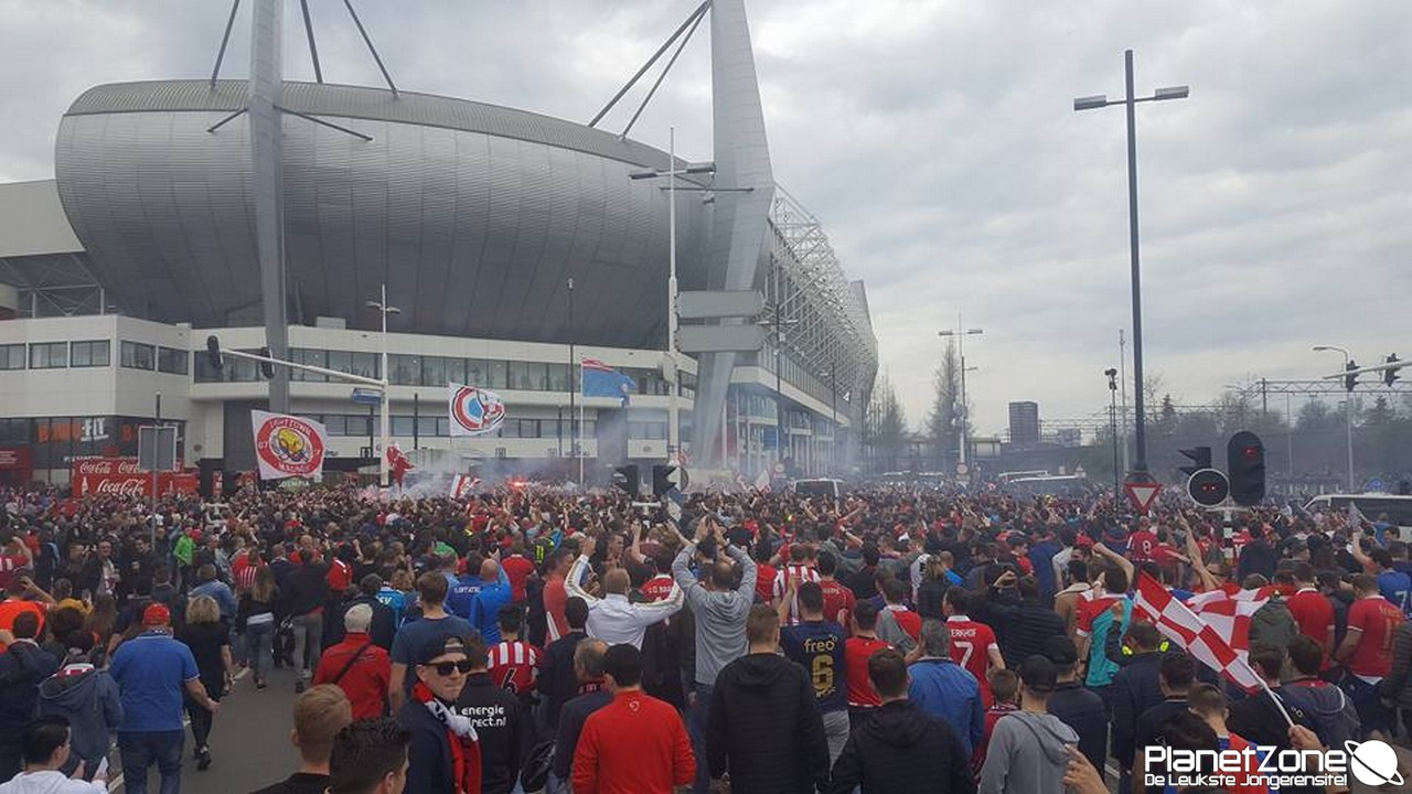Alle informatie PSV Huldiging 2018