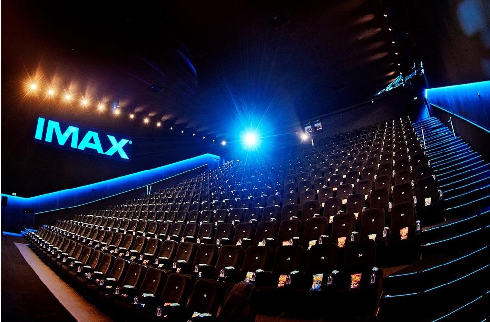 Vernieuwde IMAX tijdens Avengers: Infinity War
