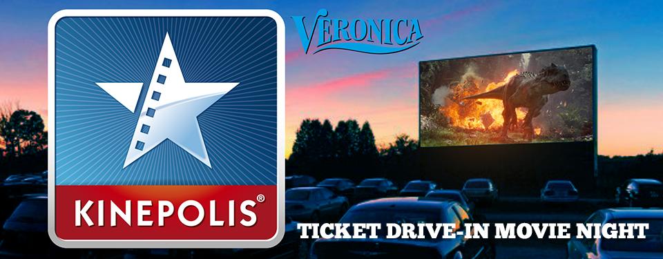 Terug van weggeweest: Veronica's Meimaand Filmmaand Drive-in Bioscoop