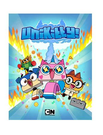 Unkitty vanaf 21 mei bij Cartoon Network
