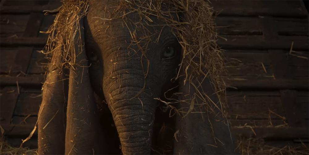Teaser Dumbo gelanceerd