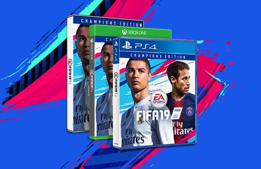 FIFA 19 PRE ORDER: Nu beschikbaar voor PS4 en andere consoles