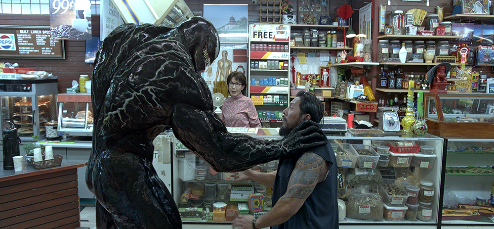 Venom ( 4 oktober )