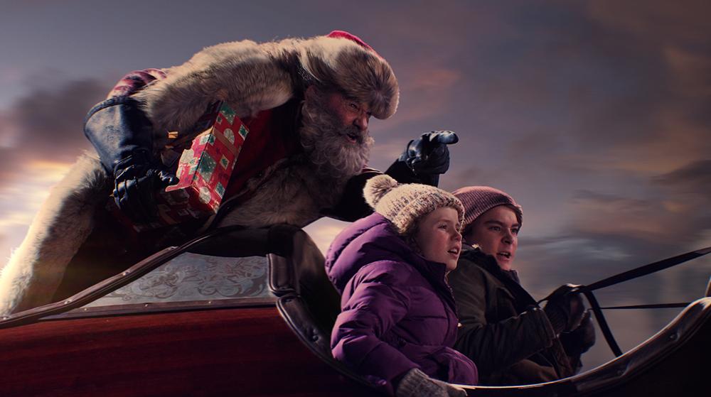 The Christmas Chronicles exclusief beschikbaar op Netflix