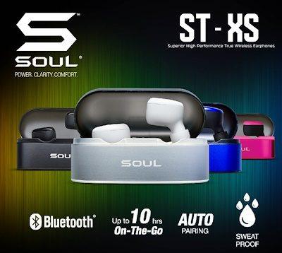 Review: Soul ST-XS True Wireless Earphones