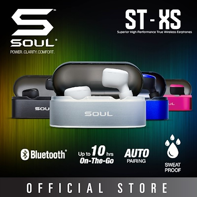 Review: Soul ST-XS True Wireless Earphones