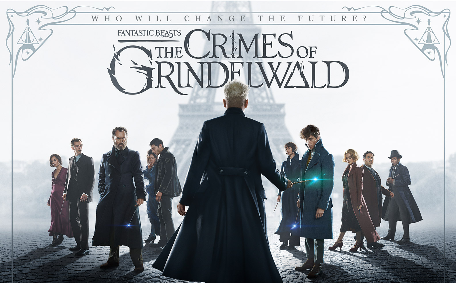 [Review] Fantastic Beasts and Where to Find Them: Crimes of Grindelwald