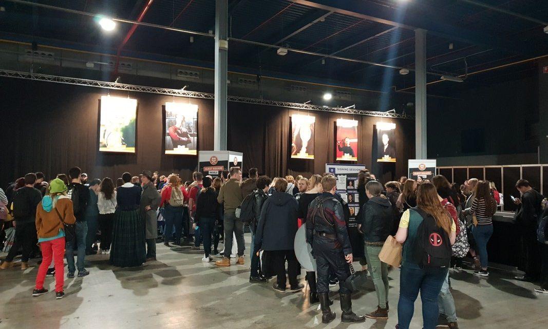 Foto's Dutch Comic Con 24 november 2019 1/2