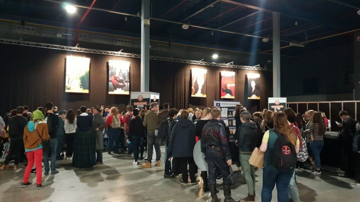 Foto's Dutch Comic Con 24 november 2019 1/2