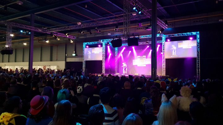 Foto's Dutch Comic Con 24 november 2019 2/2