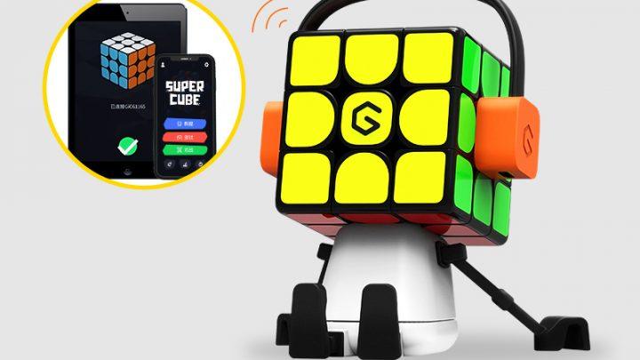 GiiKER Super Cube i3SE – De eerste intelligente Rubik's Cube ter wereld