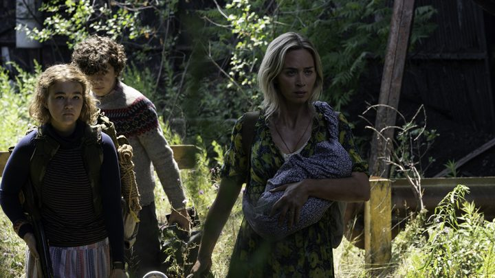 Nieuwe featurette en big game spot A Quiet Place Part II