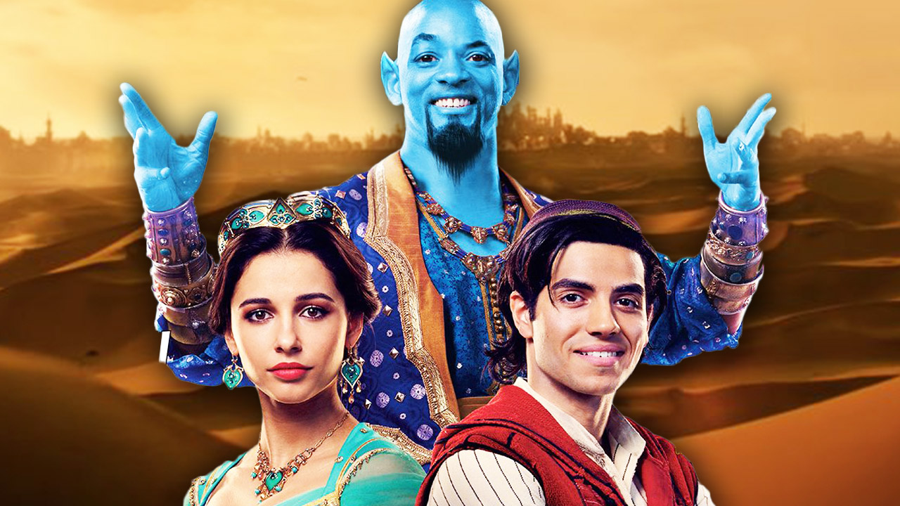[Review] Aladdin