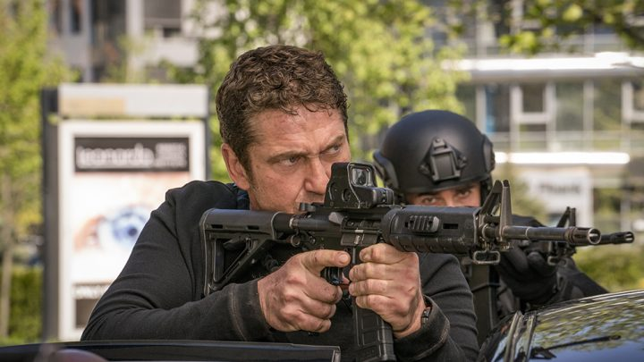 Recensie: Angel has fallen