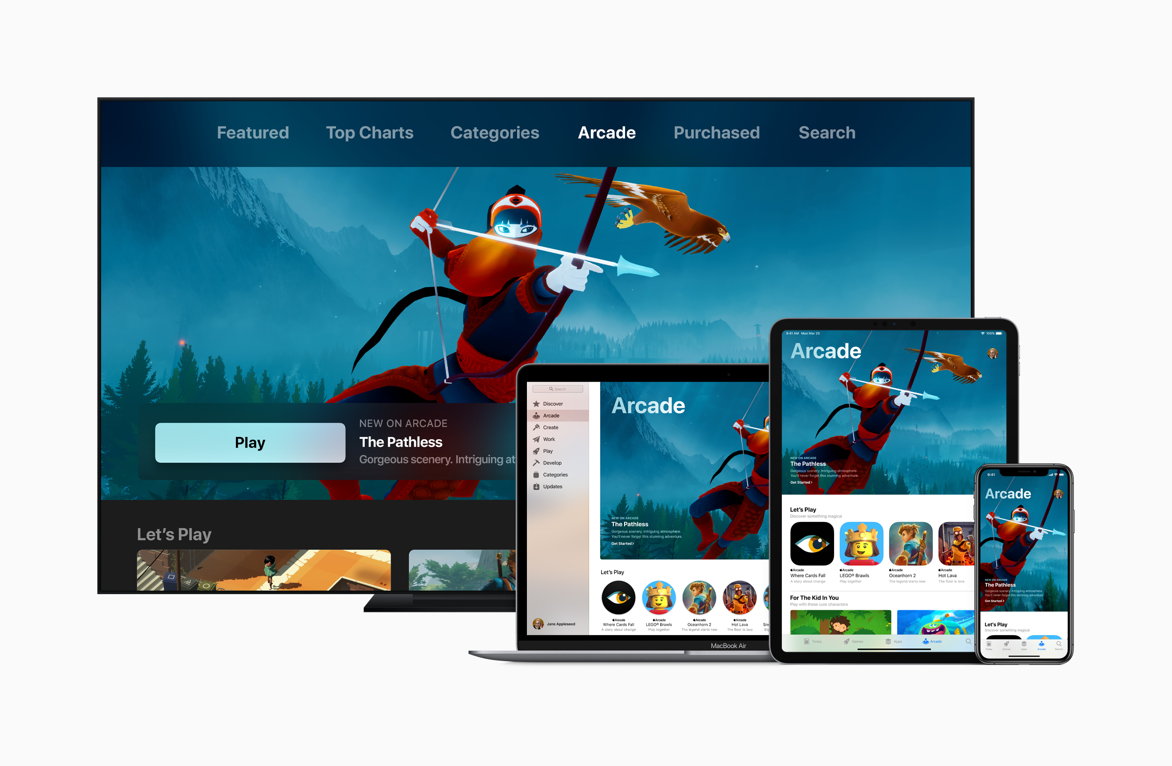 Apple introduceert eerste betaalde gamingservice ter wereld!