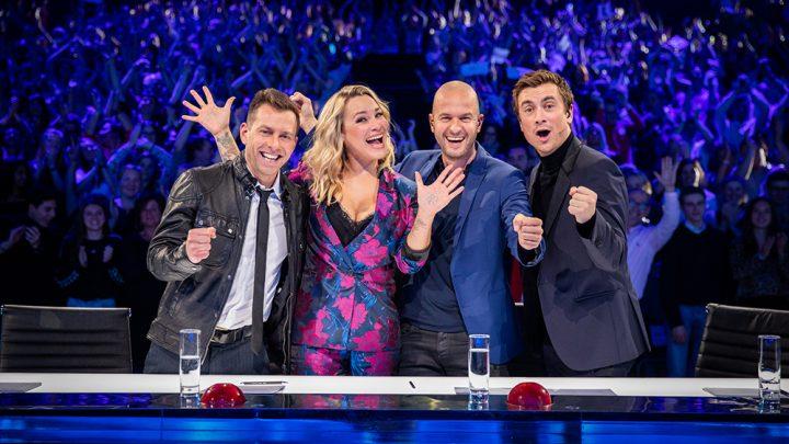 8 talenten én Niels Destadsbader in eerste studioshow van Belgium's Got Talent