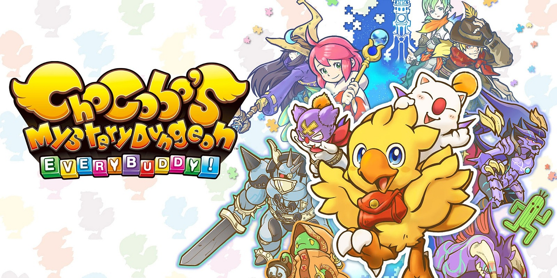 [Review] Chocobo's Mystery Dungeon Everybuddy!