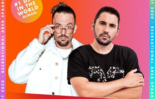 Dance Valley maakt volledige programma bekend inclusief nummer één dj act  ter wereld, Dimitri Vegas & Like Mike