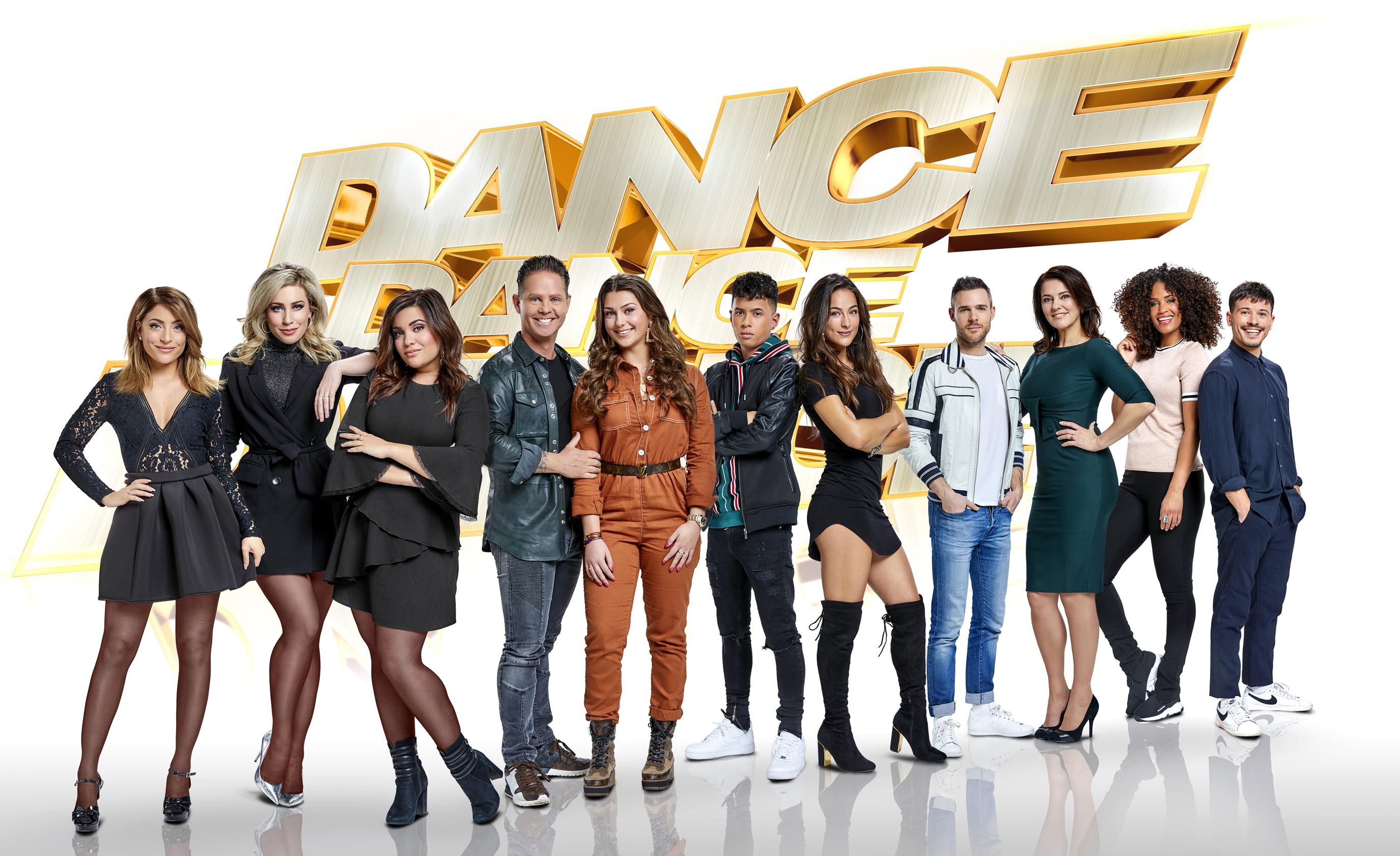 Namen deelnemers Dance Dance Dance bekend