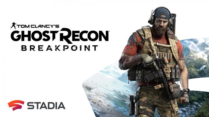 Ghost Recon Breakpoint nu verkrijgbaar op Stadia