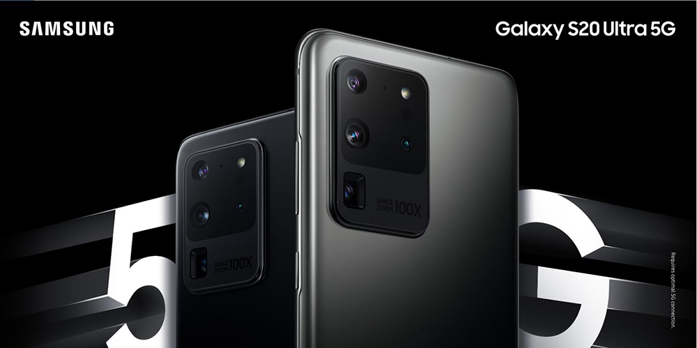 Samsung start verkoop Galaxy S20, S20+ en S20 Ultra in Nederland
