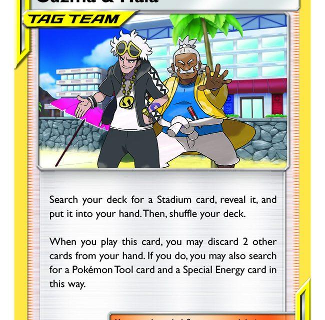 Nieuwe Trading Card Game-uitbreiding , Sun & Moon—Cosmic Eclipse, is vandaag beschikbaar