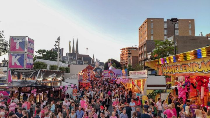 Foto's Roze Maandag Tilburg 22 juli 2019 (mobiel)