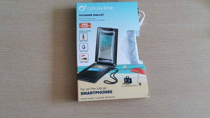 WIN! Cellularline  Voygar Wallet