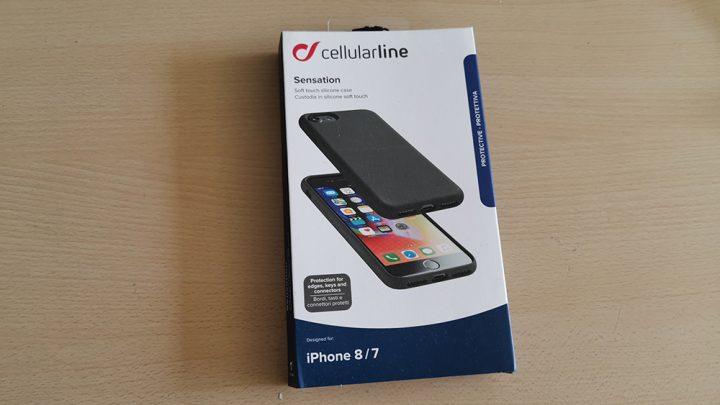 WIN! 2x Cellularline  smartphonecase sensation iphone 8/7