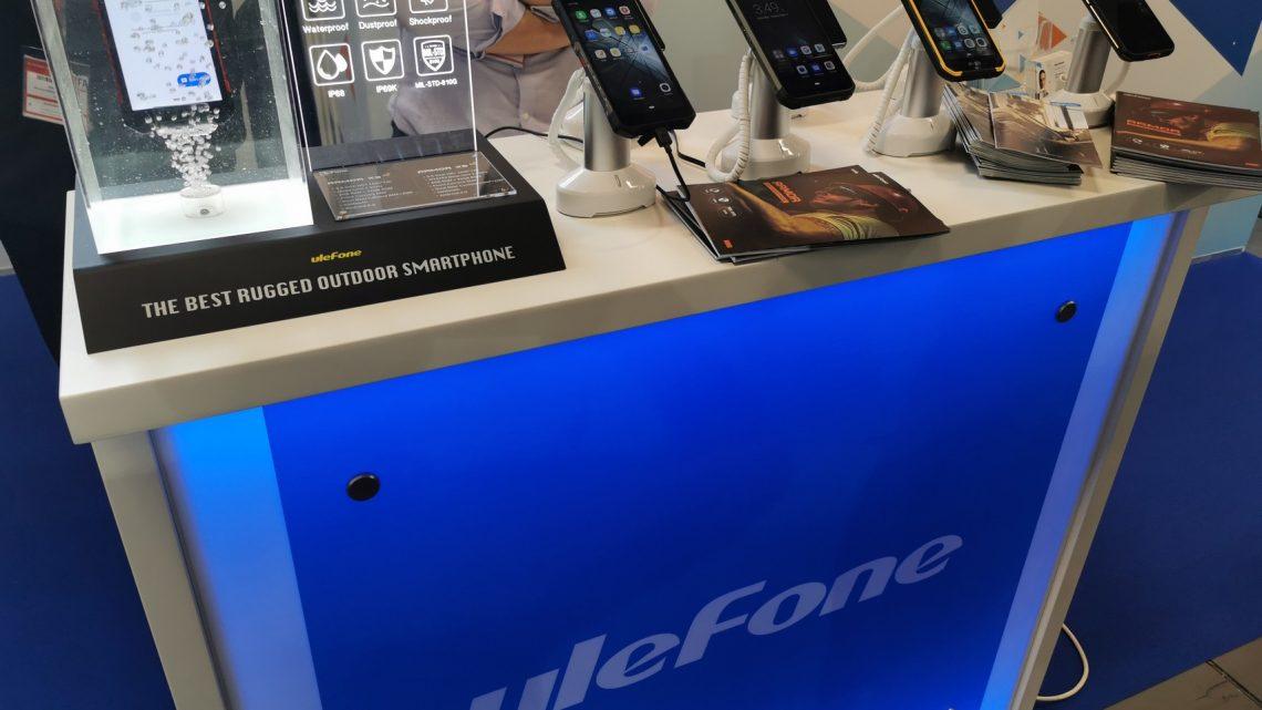 PZTV IFA 2019: UleFone Amore 7: Nog betere smartphone met goedkoper prijsje