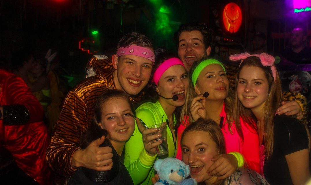 Foto's Millertime Eindhoven carnaval 22 februari 2020