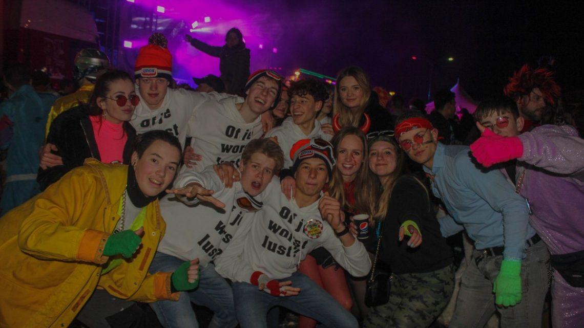 Foto's Mega Outdoor Carnavals Party Udenhout 23 februari 2020 2/2