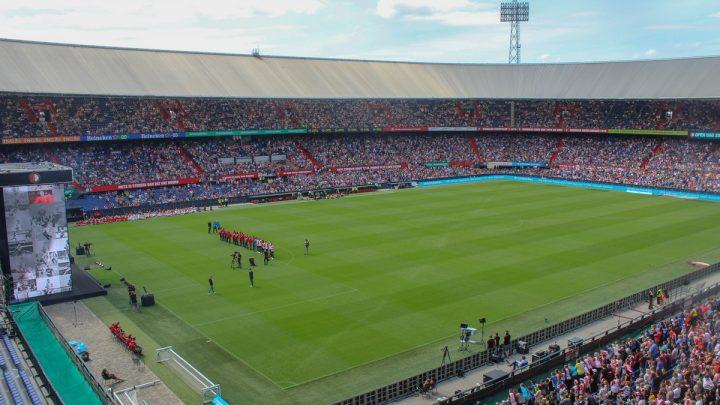 Jaap stam weg bij Feyenoord