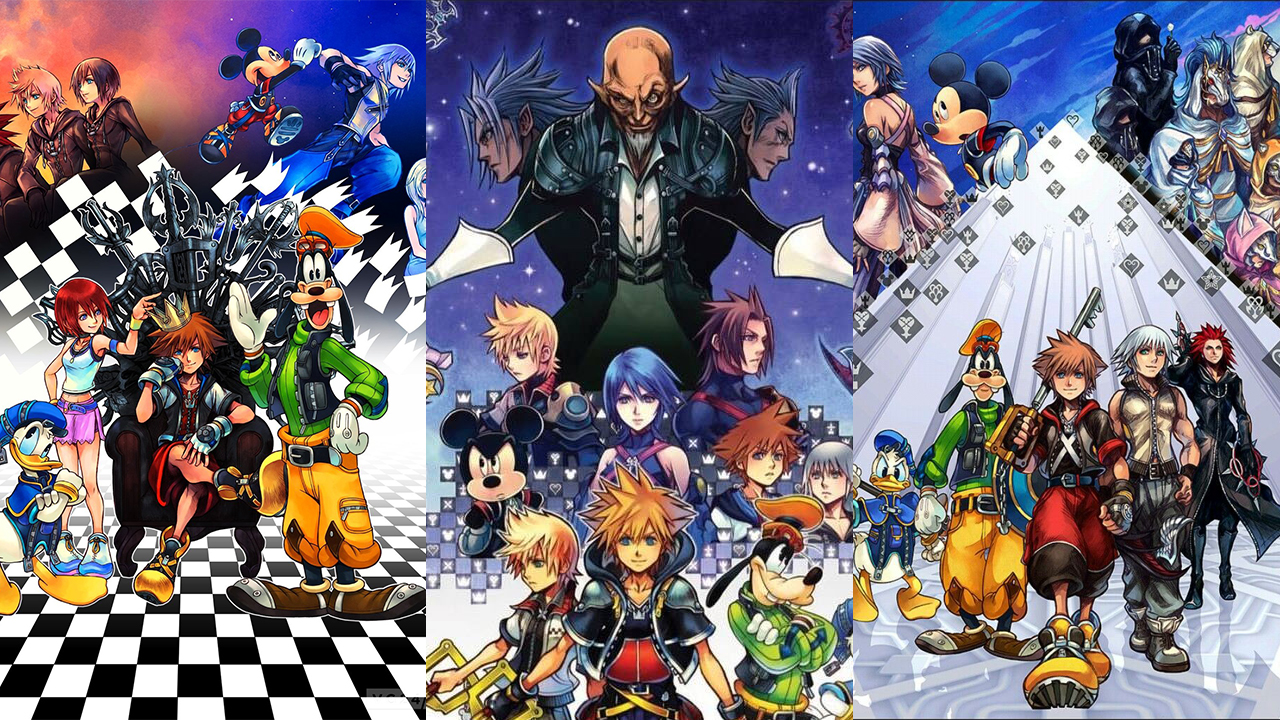 [Review] Kingdom Hearts The Story So Far