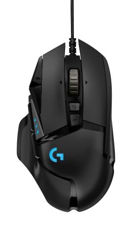 6 redenen waarom elke gamer deze Logitech G502 Hero gaming muis zou moeten hebben