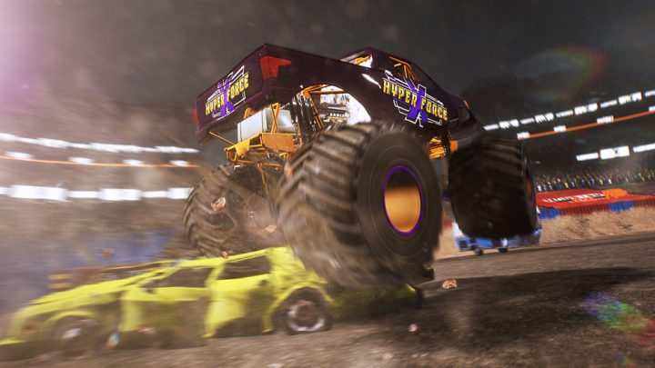 [VIDEO] Monster Truck Championship in actie
