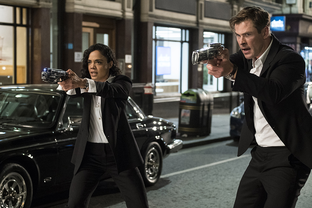 [Recensie] Men in Black: International