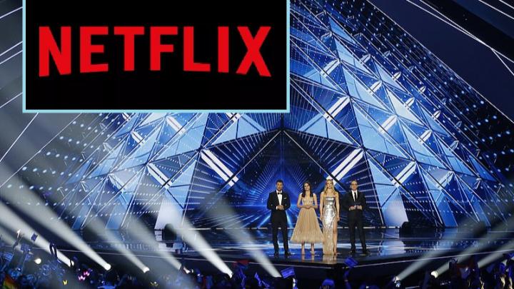 Bring on the glitters bij Netflix