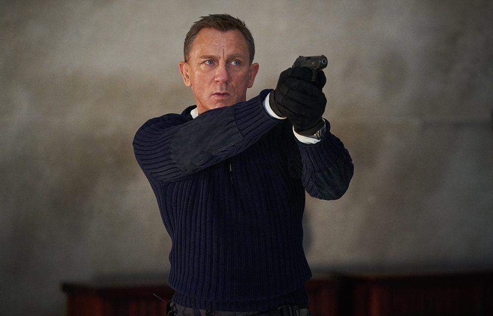Game Day Spot 25e James Bond-film No Time To Die