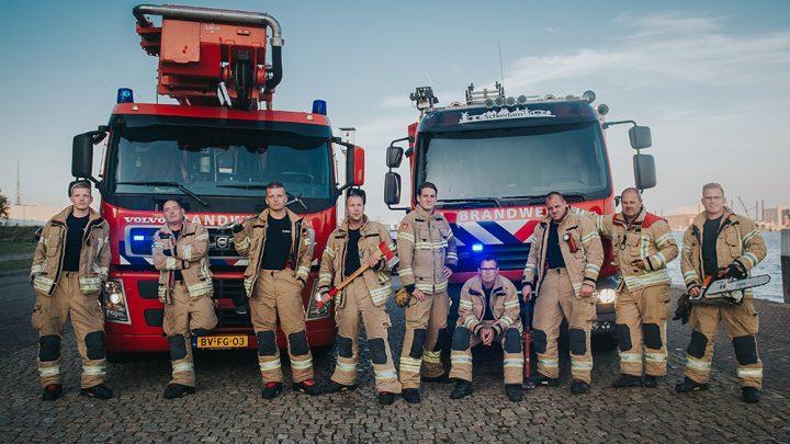 SBS6 brengt heldhaftig werk van Nederlandse brandweer in beeld