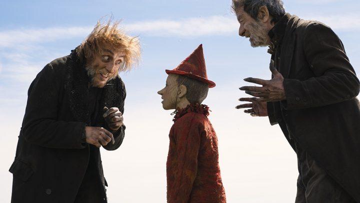 Trailer voor Pinocchio gelanceerd