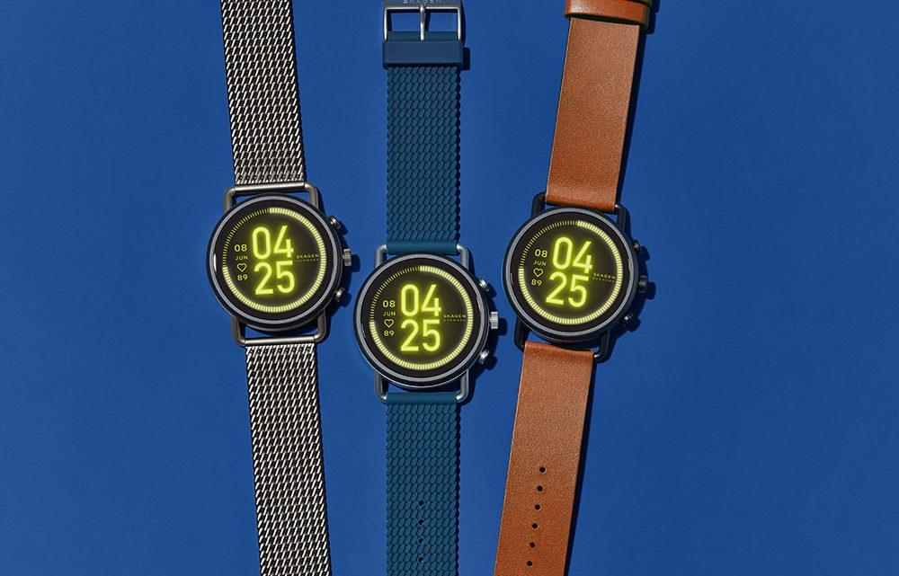 SKAGEN kondigt Falster 3, SKAGEN's next generation touchscreen smartwatch, en samenwerking met X by KYGO aan