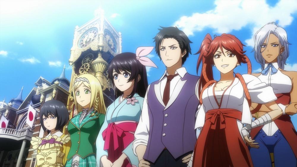 Fans van anime en JRPG's opgelet: Sakurai Wars verschijnt op 28 april 2020 voor PlayStation 4