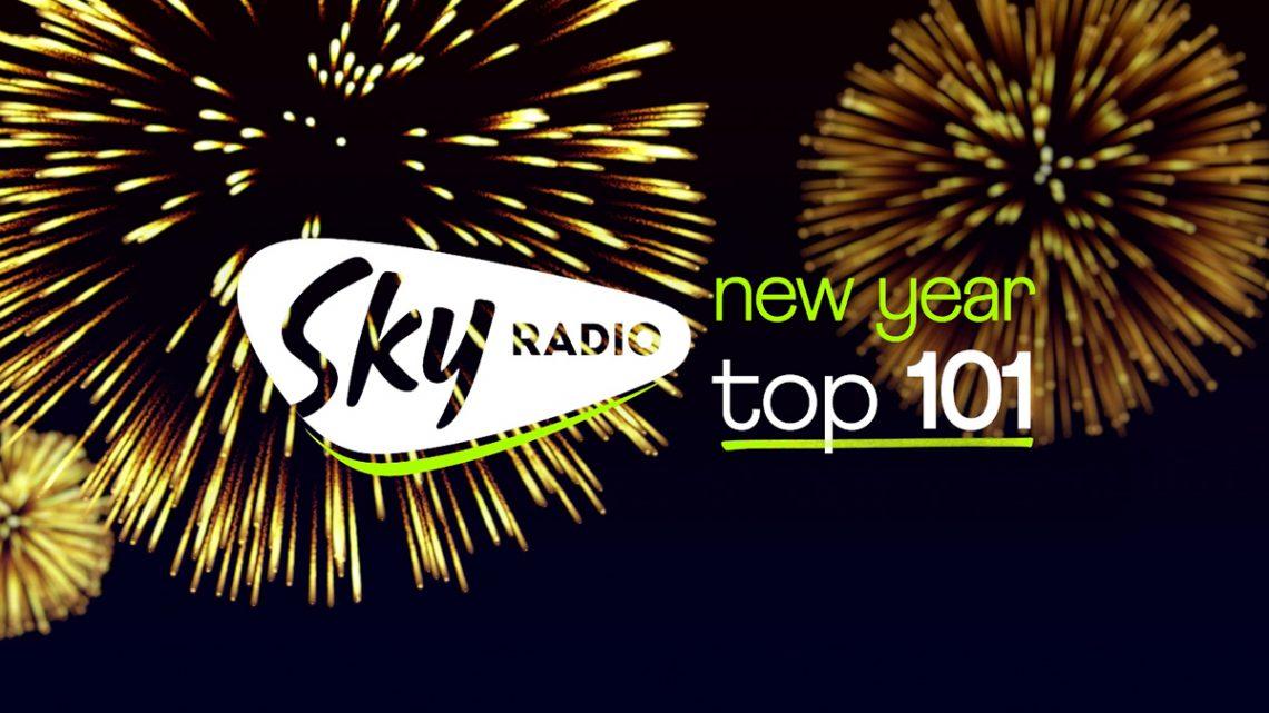 Sky Radio viert jaarwisseling met New Year Top 101