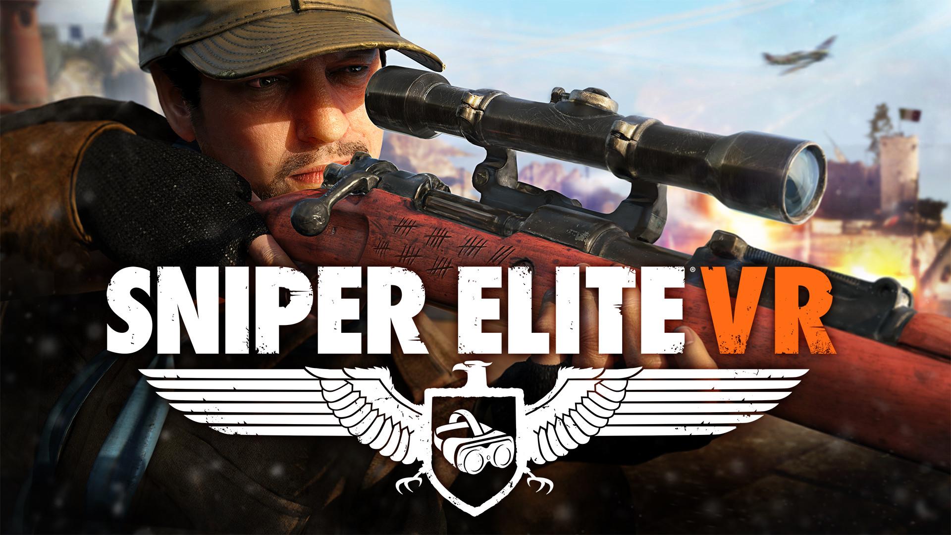[Hand-On] Sniper Elite VR