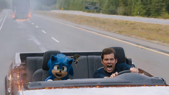WIN! Sonic filmprijzen