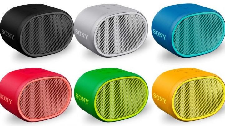 Sony SRS-XB01: compacte speaker met lekkere bass